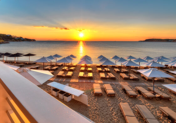 best beaches in athens